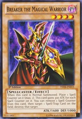 Breaker the Magical Warrior - YSYR-EN015 - Common - 1st Edition