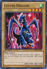 Luster Dragon - YSKR-EN007 - Common - 1st Edition on Channel Fireball