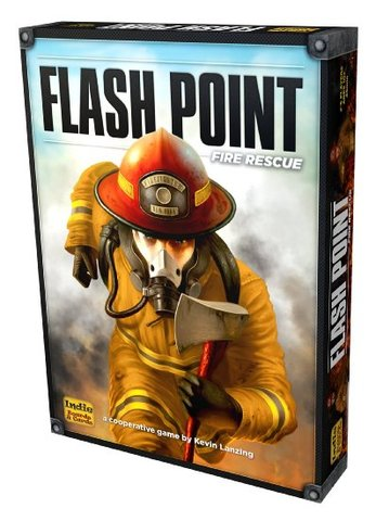 Flash Point - Fire Rescue (2nd Ed)