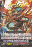 Double Gun Eradicator, Hakusho - BT10/035EN - R