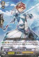 Knight of Details, Claudin - BT10/045EN - C