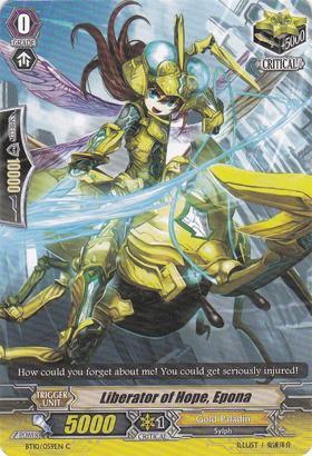 Liberator of Hope, Epona - BT10/059EN - C