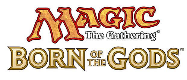 MTG Born of the Gods Intro Packs: Set of 5 Decks
