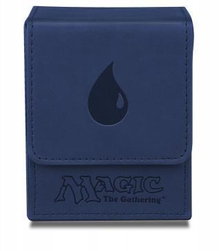 Mana Flip Box - Blue (New Material)