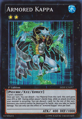 Armored Kappa - SHSP-EN097 - Super Rare - Unlimited Edition on Channel Fireball