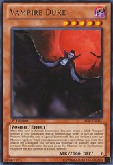 Vampire Duke - SHSP-EN082 - Rare - Unlimited Edition