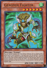Genomix Fighter - SHSP-EN039 - Ultra Rare - Unlimited Edition