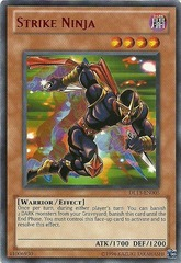 Strike Ninja - Red - DL13-EN005 - Rare - Unlimited Edition