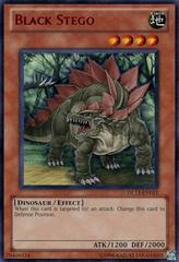 Black Stego - Red - DL13-EN011 - Rare - Unlimited Edition