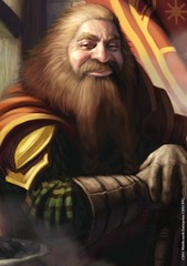 Art Sleeves - Gimli (50ct)