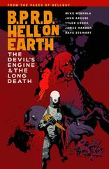 Bprd Hell On Earth Tp Vol 04 Devil Engine & Long Death (Aug1